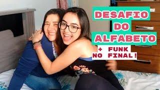 Nesse vídeo trouxe um desafio muito engraçado, com a participação especial da minha madrinha! Espero que gostem.