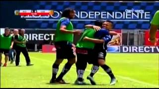 Videos mostrados en la web - Independiente 2 - Deportivo Cuenca 1