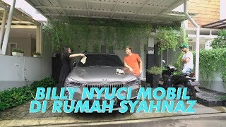 Video RAFFI BILLY AND FRIENDS - Main ke Rumah Syahnaz, Billy Disuruh Nyuci Mobil (23/6/19) Part 1 MP3, 3GP, MP4, WEBM, AVI, FLV Juni 2019