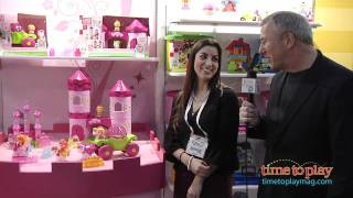 2012 Toy Fair Sneak Peek | Mega Bloks | 3D Breakthrough Puzzles | World of Warcraft | Little Princess