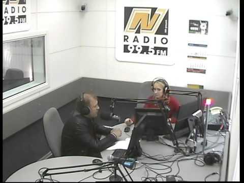 Интервью Александра Курдюмова на НН-радио 20.05.2015