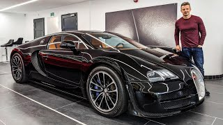 THE REAL COST OF OWNING A BUGATTI!! *REVEALED* by Supercars of London