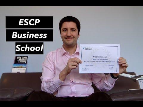 Comment j'ai obtenu mon UNITÉ DE COMPÉTENCE ESCP BUSINESS SCHOOL ?