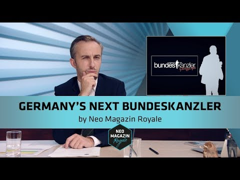 Germany's Next Bundeskanzler by Neo Magazin Royale mit Jan Böhmermann - ZDFneo
