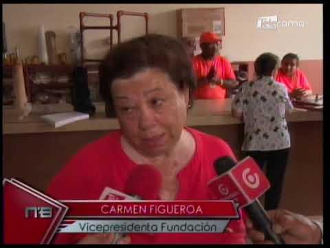 Plastigama apoya con materiales a fundación el Cielo para niños de Ecuador