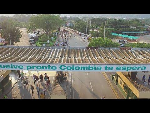 Βενεζουέλα: Χιλιάδες πολίτες μεταναστεύουν στην Κολομβία