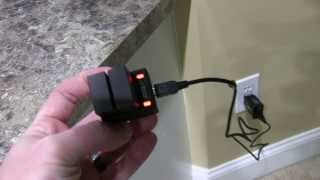 Wasabi Power GoPro HERO3+/HERO3 Battery & Charger Review