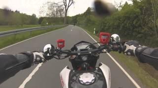 6. Ducati Hypermotard vs. Triumph Speed Triple