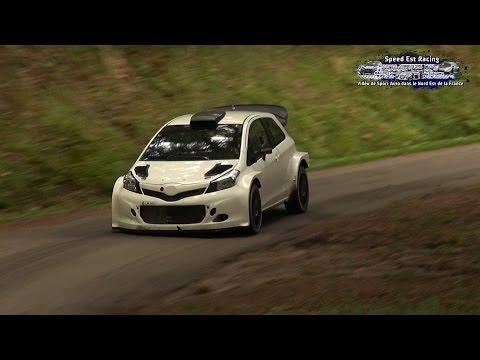 Tests Day Asphalt - Toyota Yaris WRC - Stephane Sarrazin [HD] by Speed Est Racing