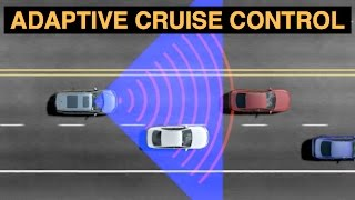 How Adaptive Cruise Control Works - Step One For Autonomous Cars