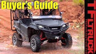 3. Watch This Before You Buy a Honda Pioneer 4x4 UTV