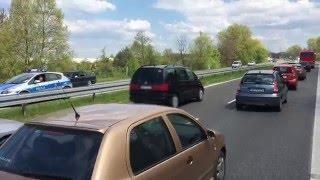 Policja w Kędzierzynie-Koźlu głośno opieprza szeryfa drogowego…