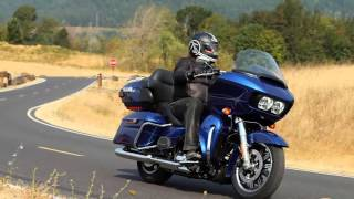 7. 2016 Harley-Davidson Road Glide Ultra First Ride