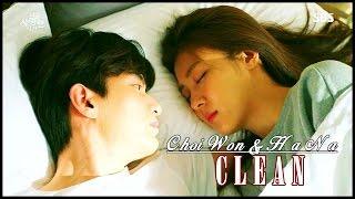 Video Choi Won ♥ Ha Na ll Why can't you love me? MP3, 3GP, MP4, WEBM, AVI, FLV Maret 2018