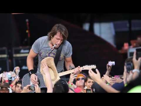 Keith Urban: Urban Development, Episode 57: Behind The Scenes At Keith's Baton Rouge, LA Show