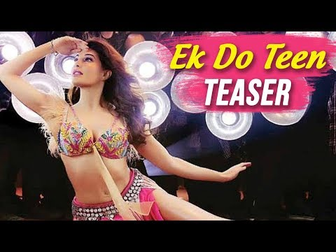 Jacqueline Fernandez Dance On Ek Do Teen Song | Ba