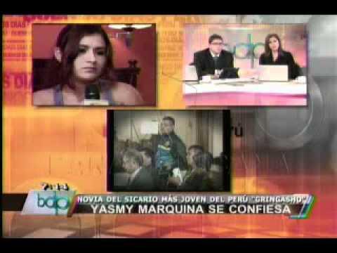 Yasmy Marquina afirma estar recibiendo amenazas contra su vida