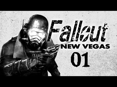 Fallout New Vegas Play 01 - Still Alive