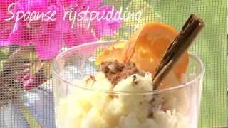 Spaanse rijstpudding