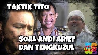 Video Jokowi Tetap Geliat dan Taktik Tito Tidak Langsung Ta (ngk) ap Andi Arief- Zulkarnain MP3, 3GP, MP4, WEBM, AVI, FLV Januari 2019