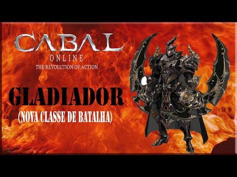 Gladiador - A Nova Classe do Cabal