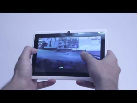 DOMO Slate X15 Quad Core 4GB Edition - HandsOn