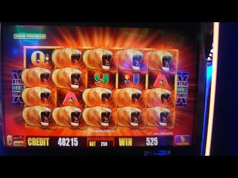 Sunset King FIRST LOOK — MAX BET & MASSIVE WIN!!! — BRAND NEW ARISTOCRAT SLOT MACHINE