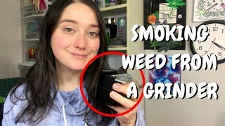 The Grinder with a Built in Pipe and More?! Wolf Grinders Review by Chronic Crafter