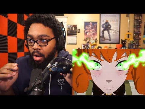 RWBY Volume 8 Chapter 3 Reaction - No Strings Attached
