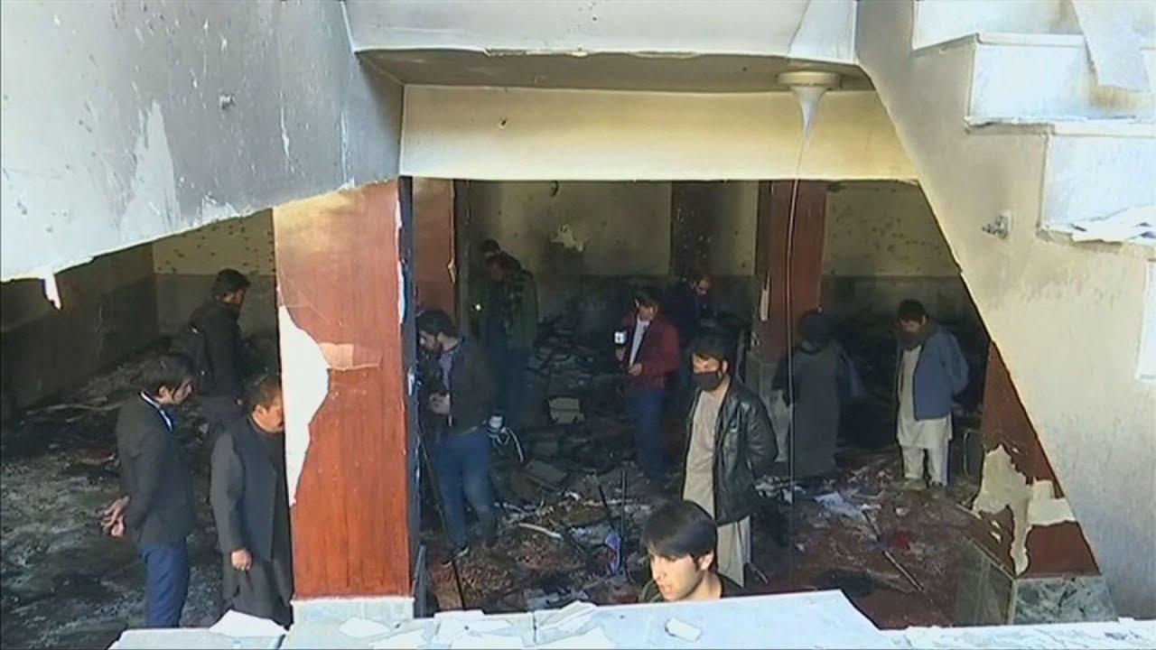 Τουλάχιστον 40 νεκροί από επίθεση αυτοκτονίας στο Αφγανιστάν