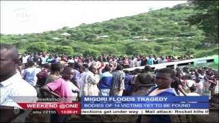 Unsuccessful search for 14 victims of Migori floods tragedy