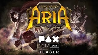 Видео к игре Legends of Aria из публикации: Shards Online сменила название на Legends of Aria
