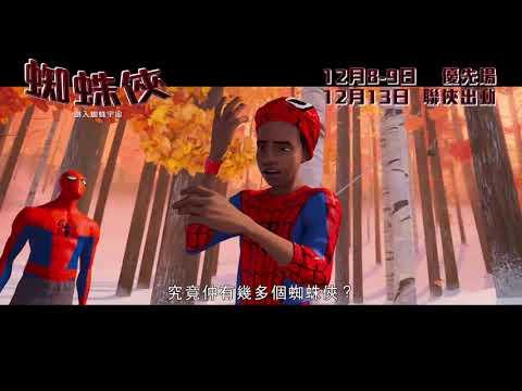 蜘蛛俠︰跳入蜘蛛宇宙 (The Oscars 2019)