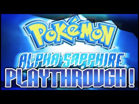 Pokémon Alpha Sapphire Playthrough w/Facecam Pt.2