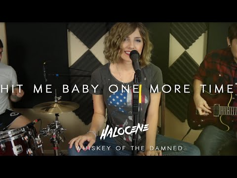 """Britney Spears  """"...Baby One More Time"""" Cover by Halocene"""