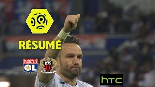 Video Olympique Lyonnais - OGC Nice (3-3)  - Résumé - (OL - OGCN) / 2016-17 MP3, 3GP, MP4, WEBM, AVI, FLV Mei 2017
