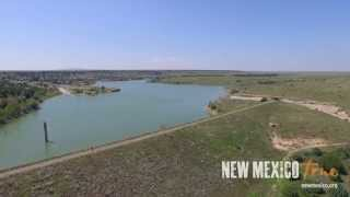 Clayton (NM) United States  City pictures : True OVERviews-Clayton Lake State Park
