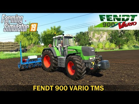 Fendt 900 Vario TMS v1.0