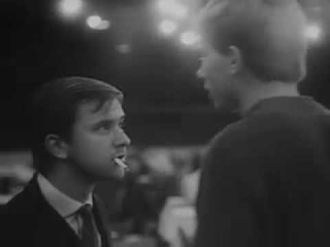 Černý Petr (Miloš Forman, 1964) - Ahoooj!