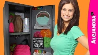 How to Organize Your Locker - Locker Organization & Decorating Ideas