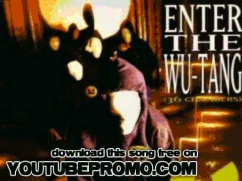 wu-tang clan - Tearz - Enter The Wu-Tang (36 Chambers