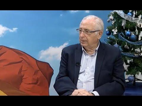 Juan José Imbroda, interviene en el programa La Réplica de Popular TV Melilla, para hacer un balance de cómo ha sido la gestión política tanto del Partido Popular, como la del ejecutivo local durante este 2020.