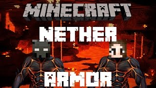 "Video ""NETHER ARMOR"" Minecraft Seru #22 MP3, 3GP, MP4, WEBM, AVI, FLV Maret 2018"