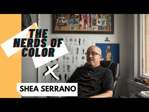 NOC Interview: Shea Serrano