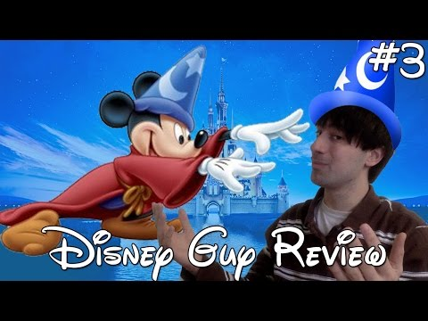 Disney Guy Reviews - Fantasia