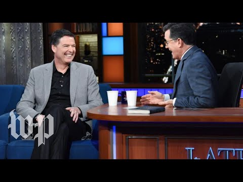 Comey on Trump: He tweets at me 'like the breakup he can't get over'