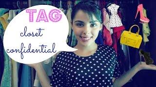 Vídeo: tag - closet confidential