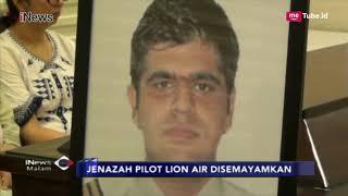 Video Jenazah Pilot Lion Air PK-LQP Bhavye Suneja Disemayamkan di RS Dharmais - iNews Malam 23/11 MP3, 3GP, MP4, WEBM, AVI, FLV Januari 2019