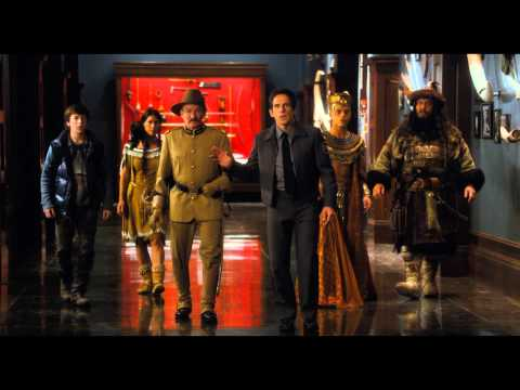 Müzede Bir Gece: Lahitteki Sır (Night at the Museum Secret of the Tomb) Türkçe Altyazılı Fragman