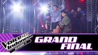 "Video AgnezMo ""Long As I Get Paid"" | Grand Final | The Voice Kids Indonesia Season 3 GTV MP3, 3GP, MP4, WEBM, AVI, FLV November 2018"